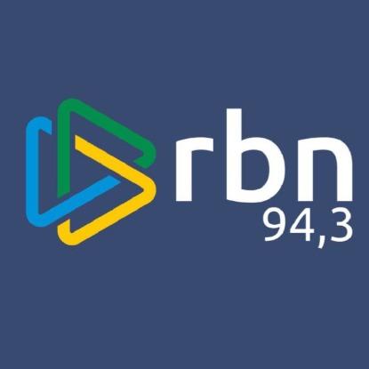 Logo nova da RBN94.3