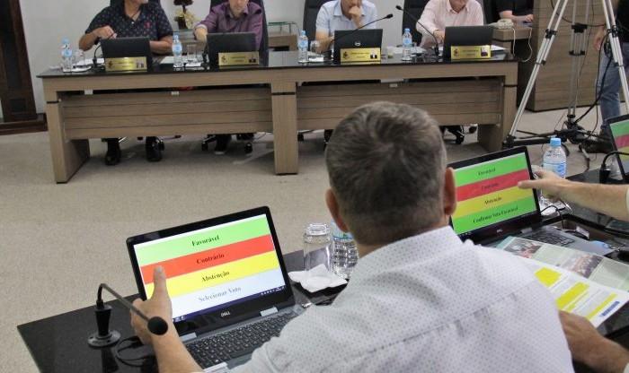 Vereadores de Jaraguá do Sul aprovam duas Moções