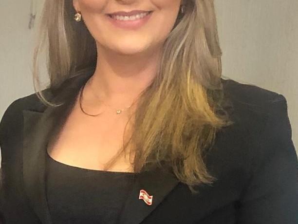 Vice-governadora de Santa Catarina. Foto: Wikipedia.org
