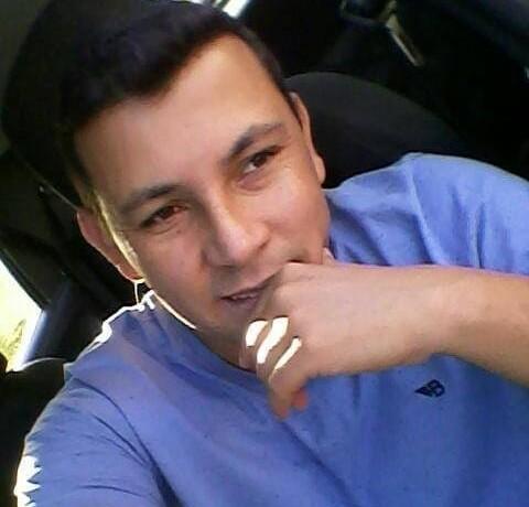 O corpo de Ismael Batista de Liz foi encontrado às 9h45. Foto: redes sociais/reprodução