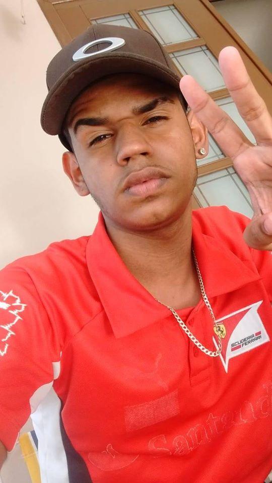 Jovem morreu no local do acidente. Foto: facebook/reprodução