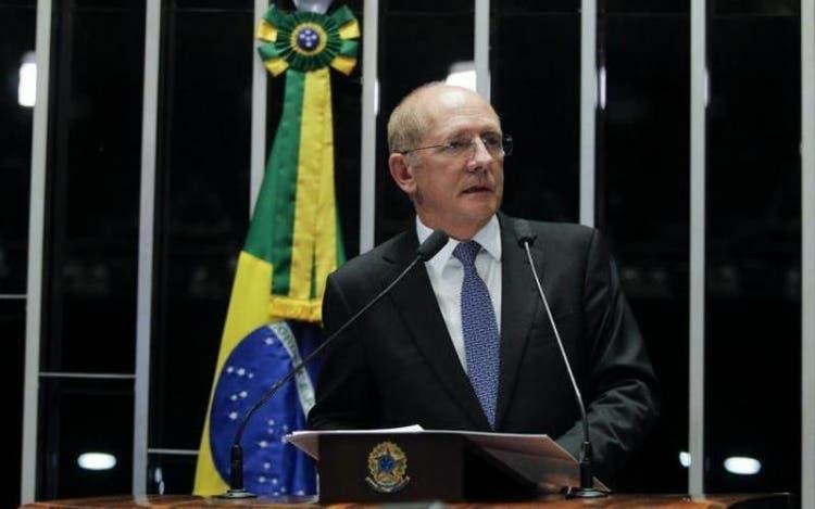 Ex-senador Paulo Bauer (Foto: Agência Senado / Divulgação)