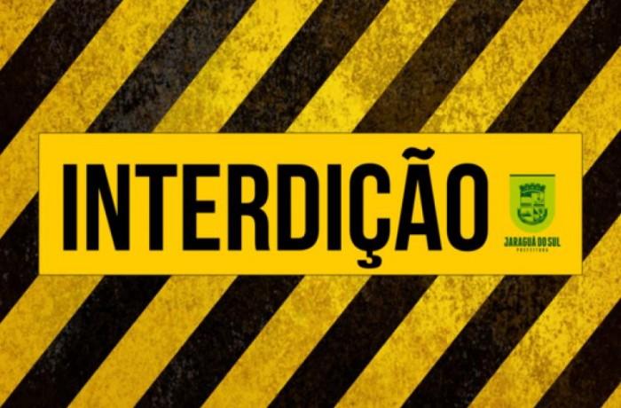 Rua José Theodoro Ribeiro com interdição parcial a partir de quinta