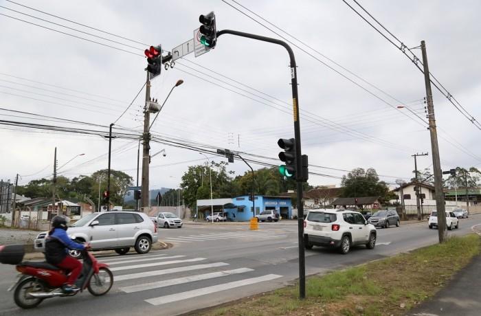 Rotatória vai substituir semáforo no bairro Amizade. Foto: OCP News