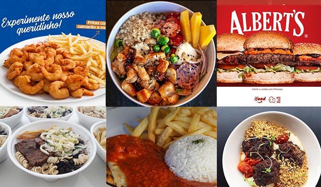 #UnidosSomosFortes: Confira alguns deliverys para o seu almoço nesta quarentena
