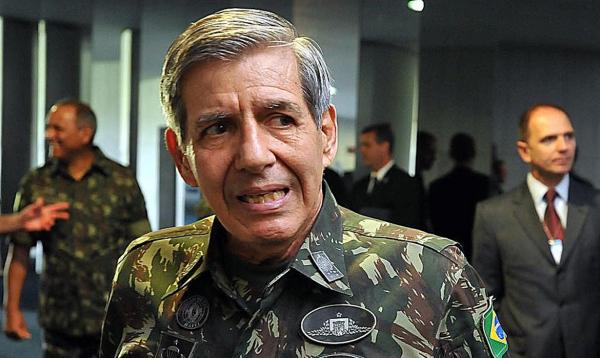 Ministro Augusto Heleno. Foto: Agência Brasil