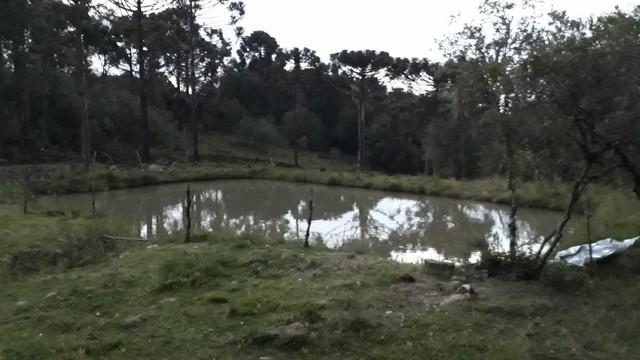 Corpo de adolescente foi encontrado em açude de São Joaquim — Foto: Corpo de Bombeiros/ Divulgação