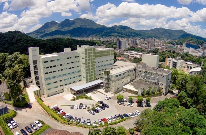 Foto: Hospital e Maternidade Jaraguá