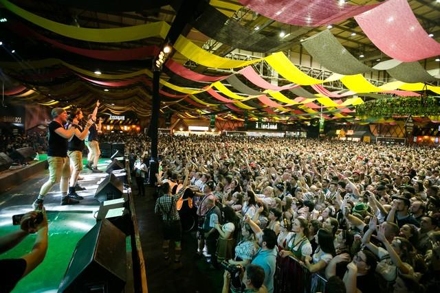 Oktoberfest de Blumenau — Foto: Daniel Zimmermann