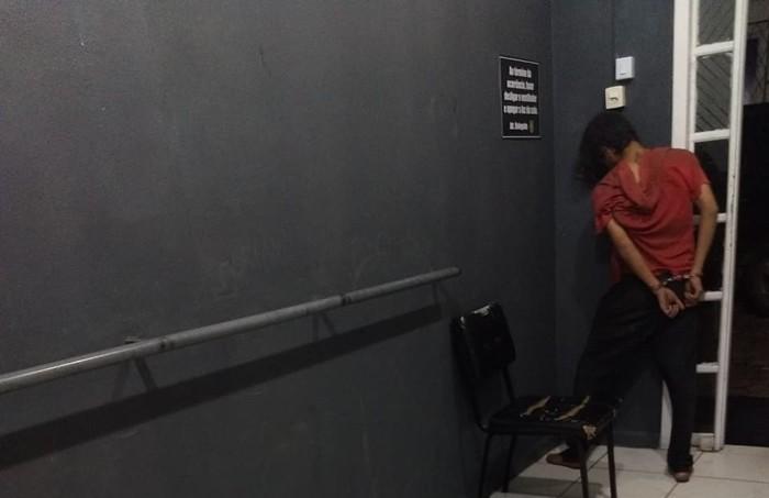 Com apoio da comunidade acusado por roubo é preso em Jaraguá do Sul