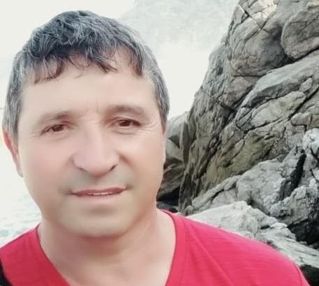 Irineu Antônio Correa é uma das duas vítimas do desabamento em Itapema – Foto: Facebook/Divulgação