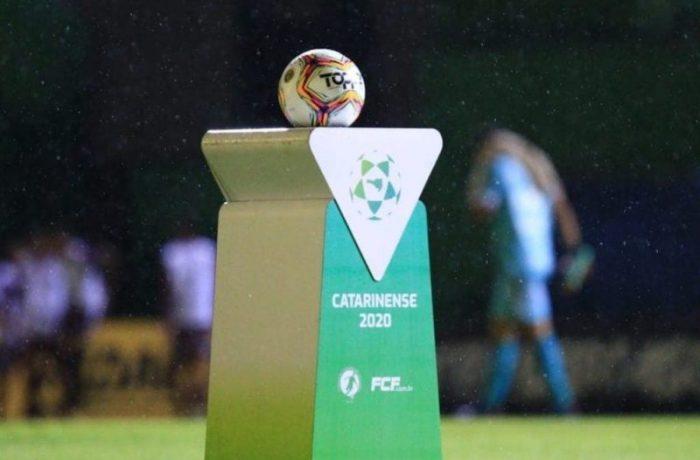 Federação Catarinense de Futebol, organizadora do Campeonato Catarinense – Foto: FCF/divulgação