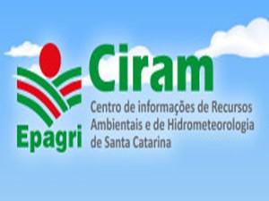 Portal Epagri/Ciram divulga previsão de novo ciclone na próxima semana, só que mais fraco