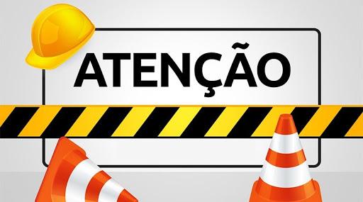 Rua 29 de Outubro estará totalmente interditada no fim dessa tarde