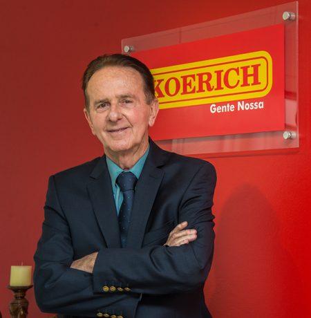 Antonio Koerich (Foto: Valdonir Correa)