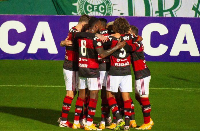 (Foto: Twitter/Flamengo)