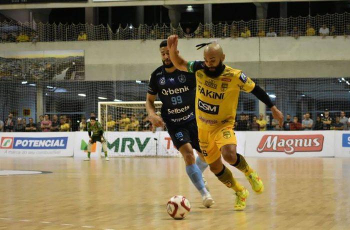 (Foto: Paulo Sauer/Jaraguá Futsal)