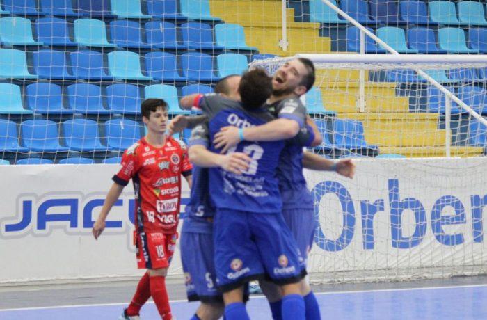(Foto: Tubarão Futsal/João Duarte)