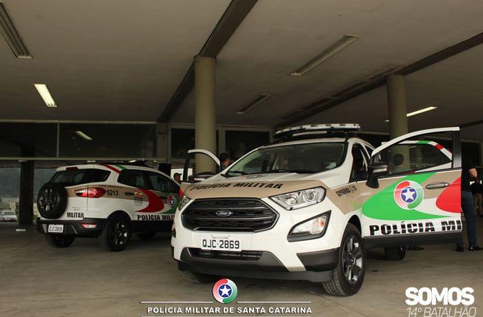 (Foto: 14º BPM/Divulgação)