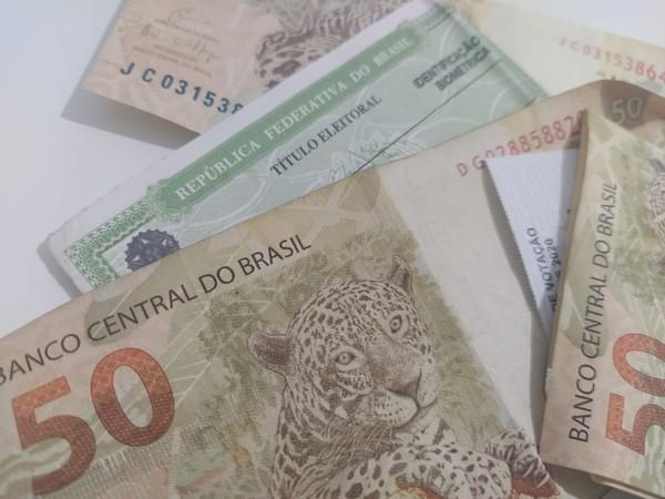 Vereador é suspeito de comprar votos a R$ 50 em cidade do Oeste de SC — Foto: Valeria Martins/G1