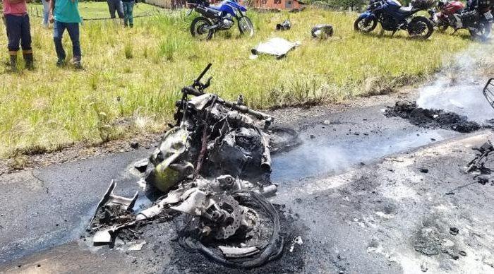(Foto: Bombeiros Militares/Divulgação)