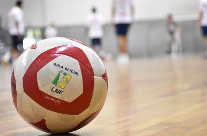 Divididas em três chaves, a principal competição nacional de futsal começará em março | Foto: Divulgação