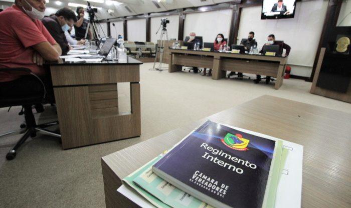 Comissões fixas são formadas na Câmara de Vereadores de Jaraguá do Sul