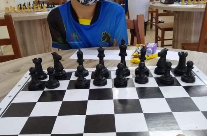 Nicole Nunes é campeã do Aberto do Brasil de Xadrez