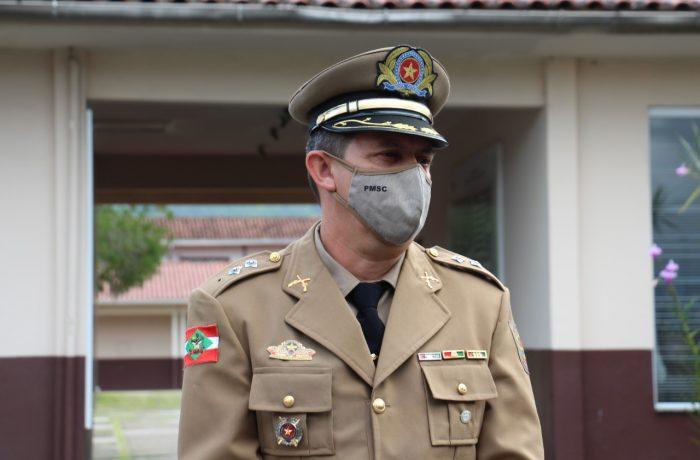 Jaraguá: PM não aplicou nenhuma multa pelo não uso de máscara até agora