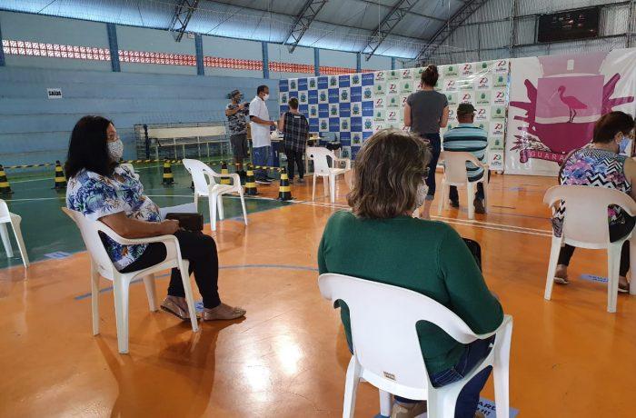 Vacinação: Pré-cadastro para pessoas com comorbidades a partir de 50 anos está aberto em Guaramirim