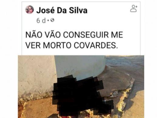 Jaraguá: Polícia Civil investiga rapaz que tinha fotos de suicídios e cabeças decapitadas no facebook