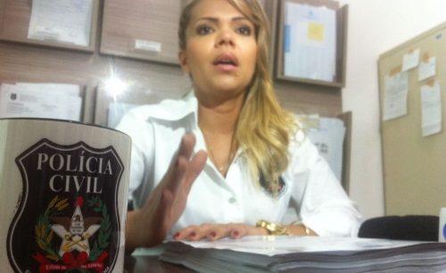 Justiça mantém prisão de ex-delegada de Jaraguá do Sul