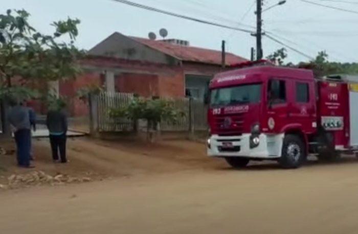 Identificado corpo carbonizado após incêndio no bairro Chico de Paulo