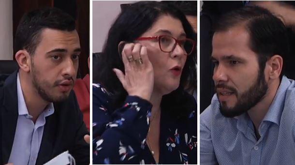 Polêmica: Líder do governo defende e oposição contesta Regime de urgência aprovado em projeto do ISSEM