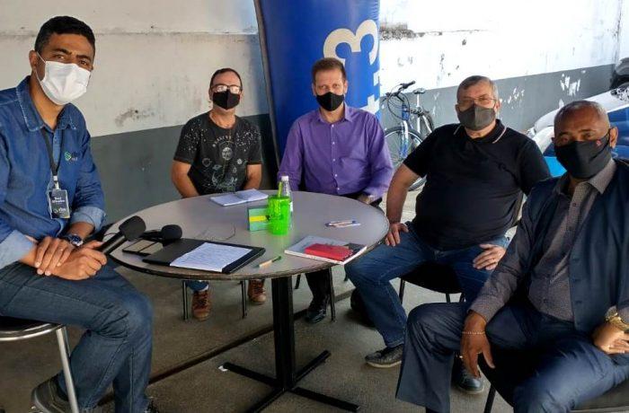 RBN nos Bairros: Lideranças debatem trânsito, drenagem e história na Vila Lenzi
