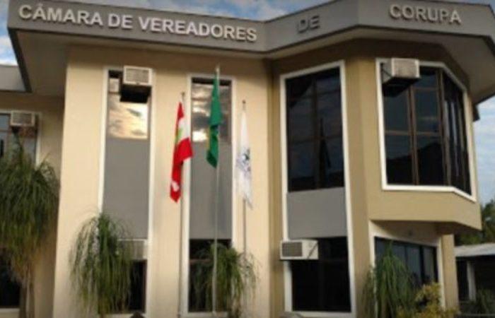 Câmara de Vereadores de Corupá abre processo seletivo para contratar contador
