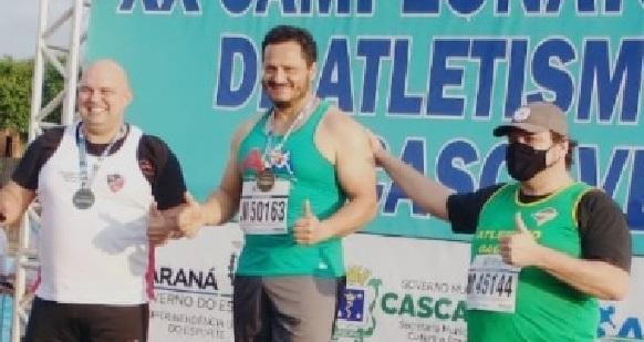 Jaraguaenses são campeões brasileiros de atletismo
